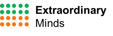 Extraordinary Minds Logo